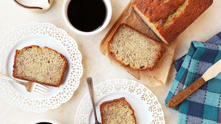 banana bread no walnuts