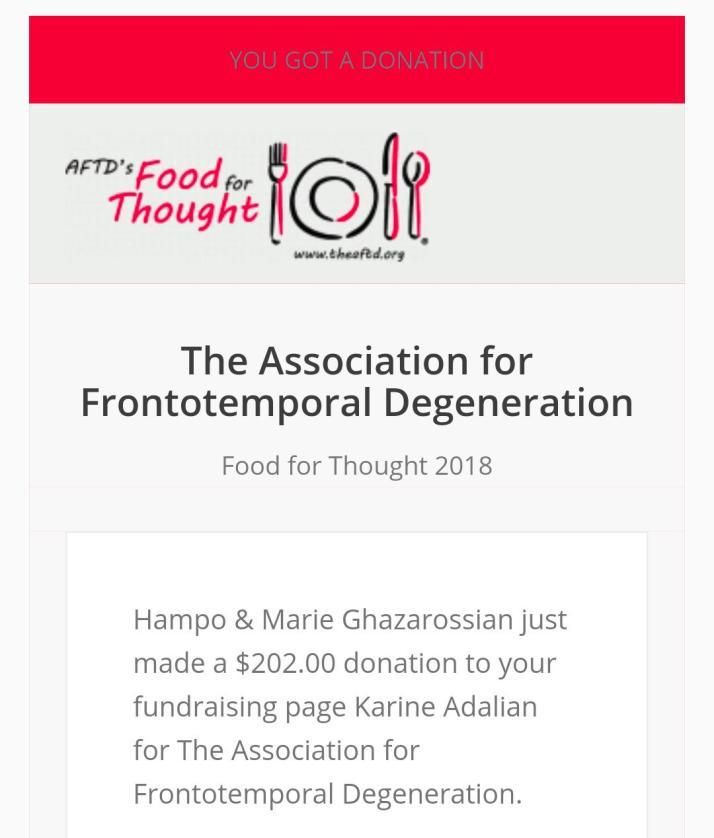 H+M G donation